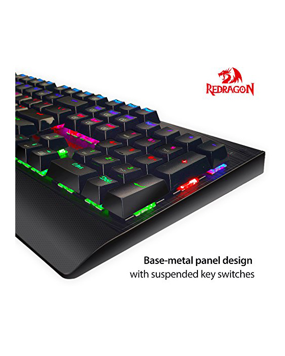 Redragon K557 RGB KALA Waterproof Mechanical Gaming Keyboard