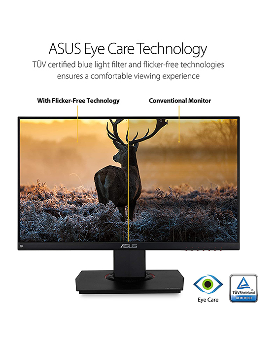 "Asus TUF Gaming VG249Q 23.8"" Monitor 144Hz Full HD"