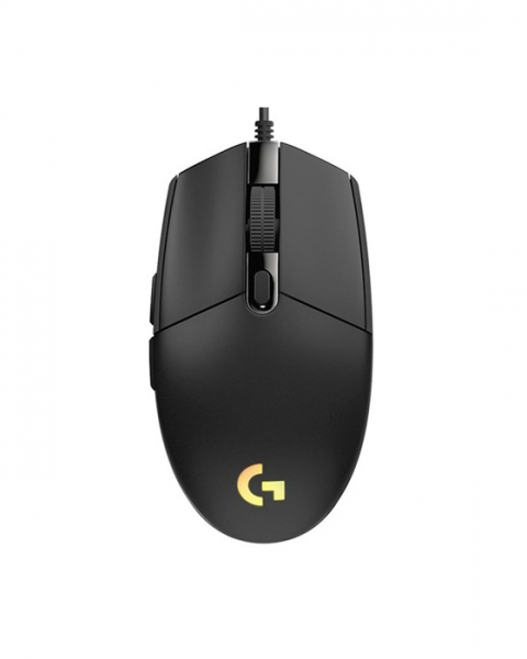 Logitech G102 LIGHTSYNC RGB Lightweight Gaming Mouse - Black